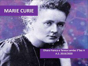 Marie Curie foto