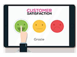 Sondaggio customer satisfaction